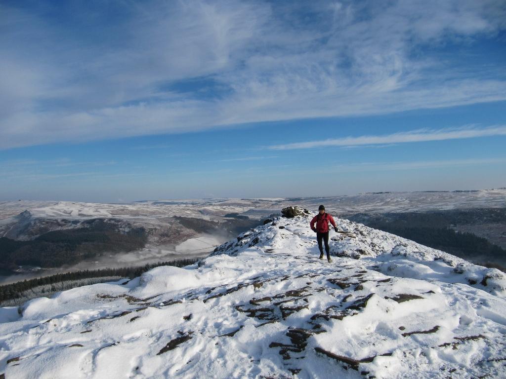 the joy of winter running