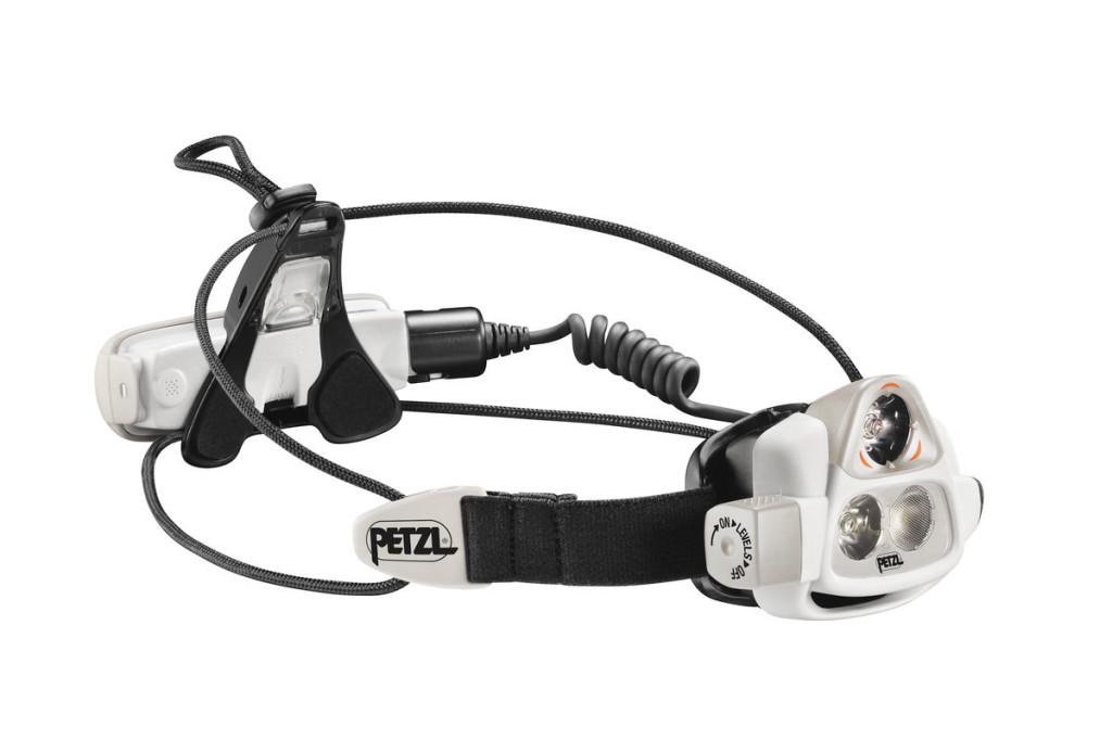 Petzl Nao 575 lumen head torch