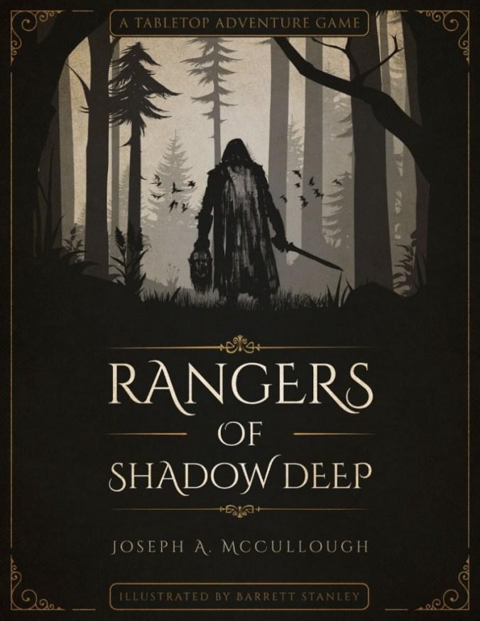 Das bereits veröffentlichte Cover von RotSD ©Joseph A. McCullough