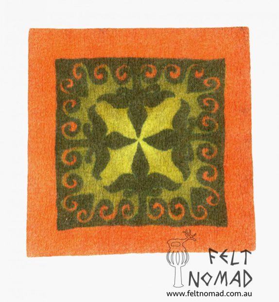 Felt_Nomad_Sitting-cushion_orange-green