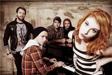 Video Premiere : Paramore - The Only Exception