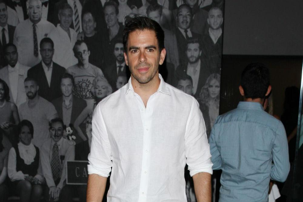 Eli Roth hounded by girls now he s single Eli Roth