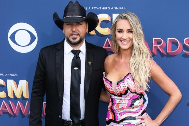 Jason and Brittany Aldean