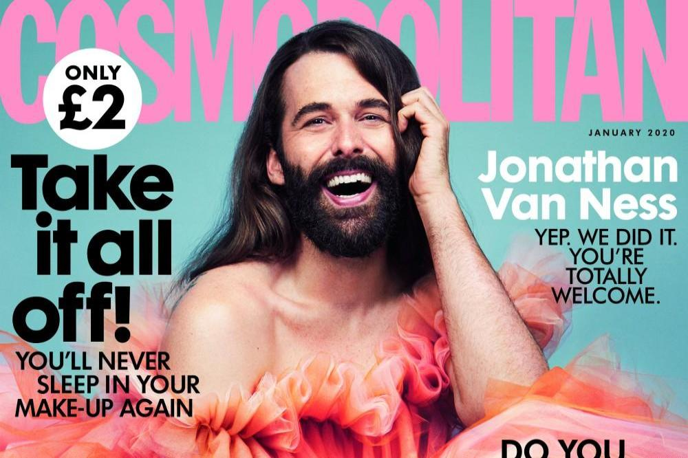 Jonathan Van Ness for Cosmopolitan