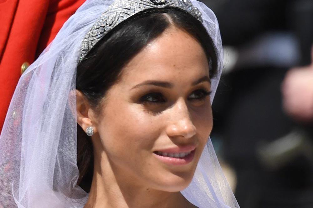 The Duchess Of Sussex Assured Her Makeup Artist Shell