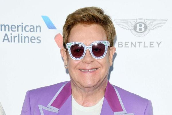 Elton John says Taron Egerton is like