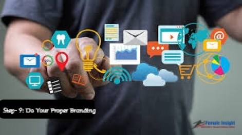 Promote your brand 1