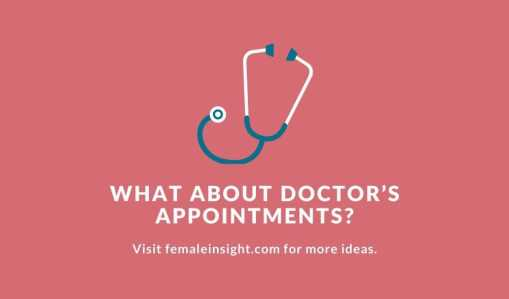 Fix Doctor's Appointments