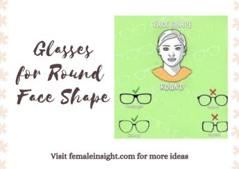 Glasses for Round Face Shape