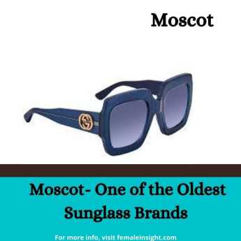 Moscot- One of the Oldest Sunglass Brands
