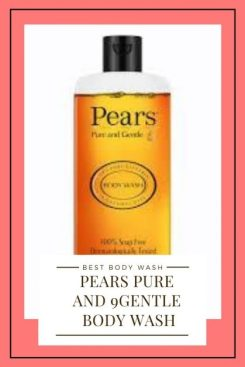 Best Moisturizing Body Wash for Dry Skin