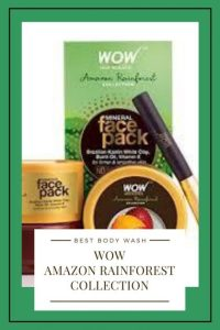 WOW Amazon Rainforest Collection