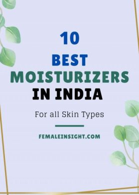 Best Moisturizers in India
