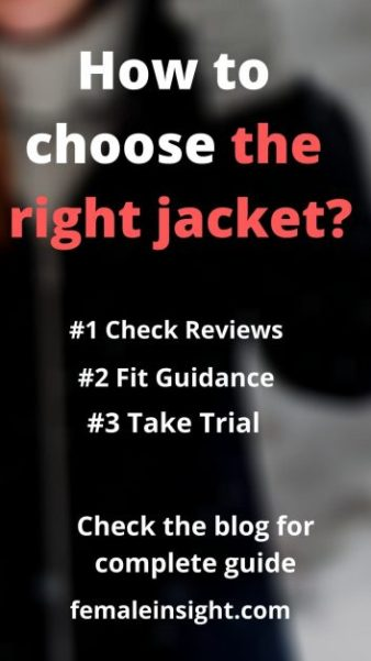 How to choose the right jacket min 1