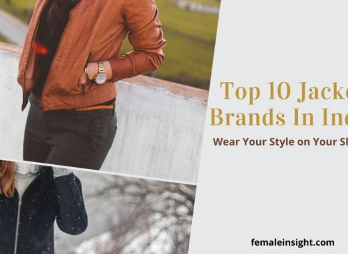 Top 10 Jacket Brands In India