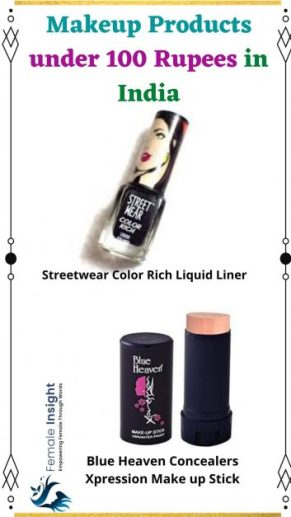 Makeup Products under 100 Rupees