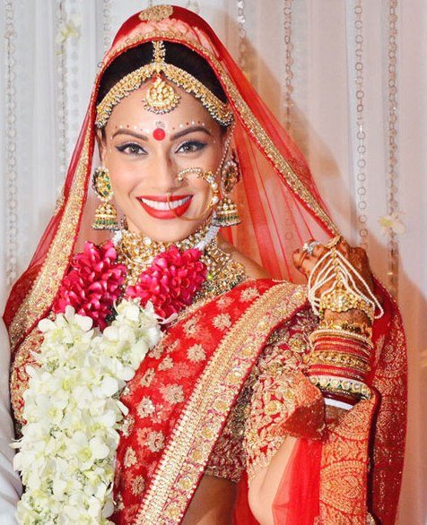 Best Indian Bridal Looks 2017 Inspired From Bollywood Beauty And