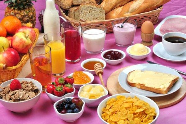 la colazione, un pasto importante