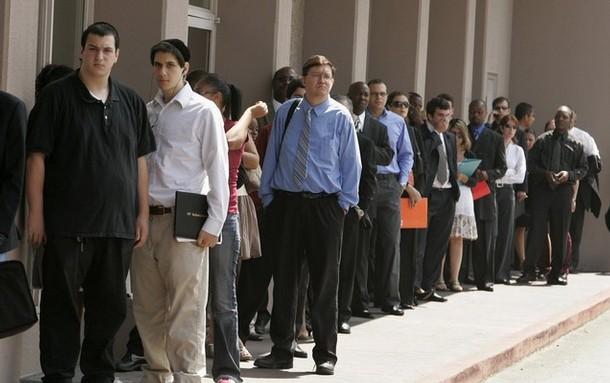 Disoccupazione ai massimi storici nel 2013