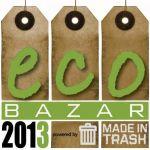 Eco Bazar 2013, a Cagliari il riciclo è arte
