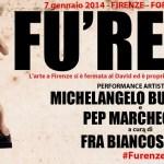 La Firenze di PepMarchegiani:il David come non l'avete mai visto