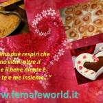 San Valentino: menu per due