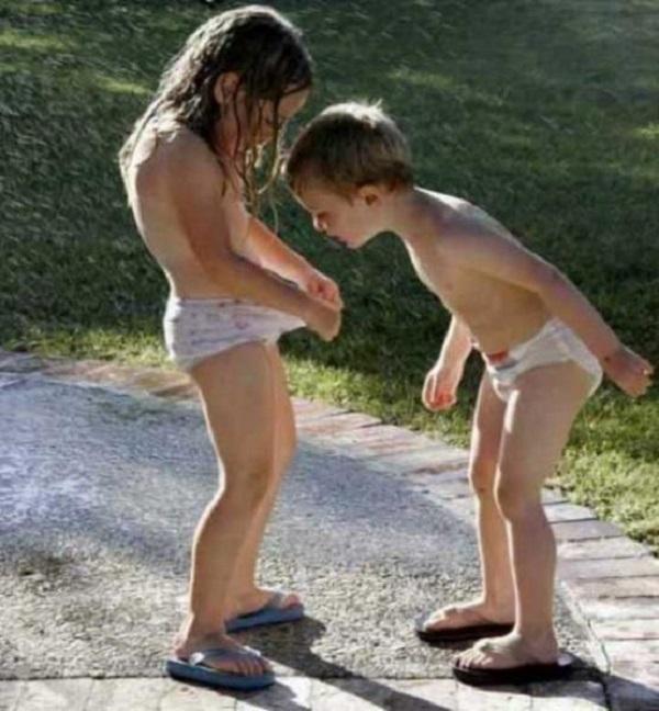 Sessualità e bambini: come affrontarla?