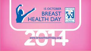 La Giornata per la salute del seno: qual è il tuo primo passo?