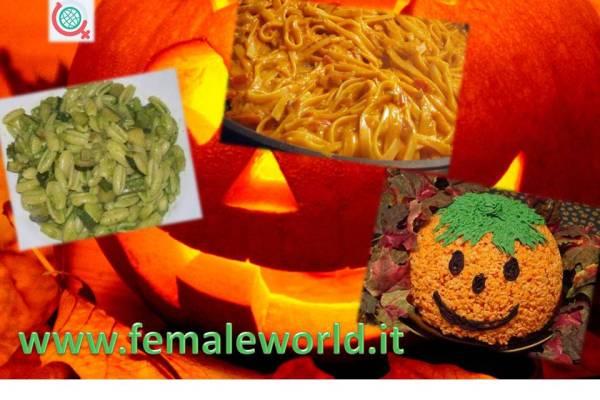 Menu di Halloween 2014: primi piatti da preparare
