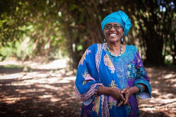 Hawa Abdi Dhiblawe, l'attivista che ha salvato 90mila profughi