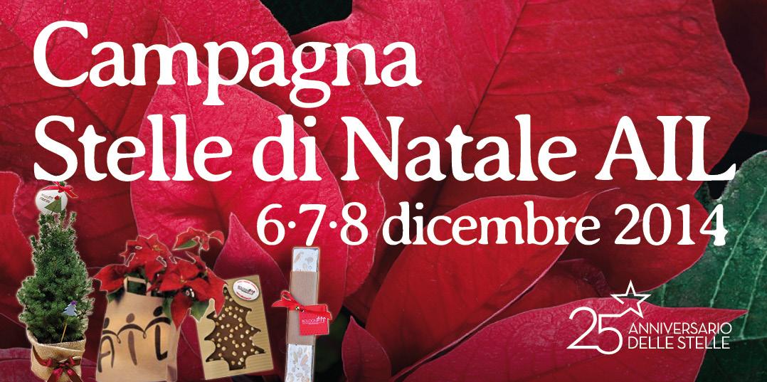 Prezzo Stella Di Natale Ail.Stelle Di Natale Ail 6 7 8 Dicembre Nelle Piazze Italiane Female