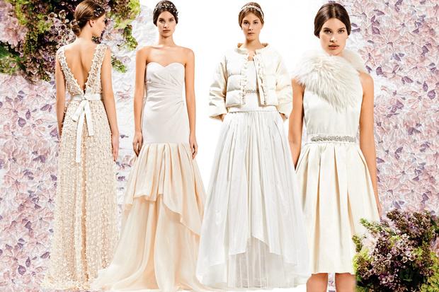 Max Mara Bridal: i nuovi abiti da sposa