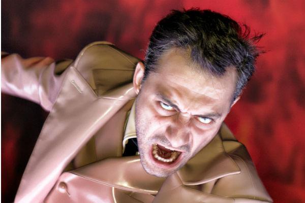 Filippo Timi è Il Don Giovanni