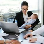 Lavoro: consigli per le mamme lavoratrici