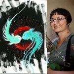 Mostre a Roma: intervista esclusiva a Renata Solimini e la sua gaia ittiologia