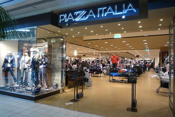 Piazza Italia: assunzioni in tutta Italia