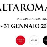 AltaRoma AltaModa 2016: gli eventi in programma da non perdere