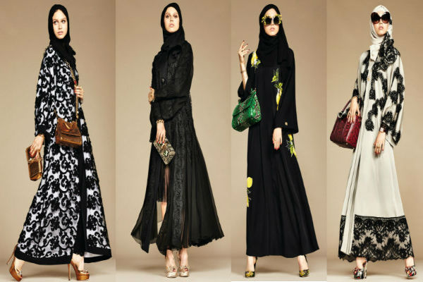 D&G e la collezione musulmana