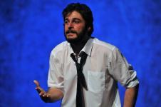Ragazzi di Vita al Teatro Argentina di Roma, protagonista Lino Guanciale