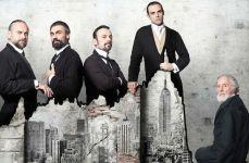 Lehman Trilogy: Tre Fratelli e Padri e Figli. Tesissima regia di Luca Ronconi