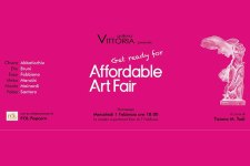 La mostra Get Ready Affordable Art Fair a Galleria Vittoria
