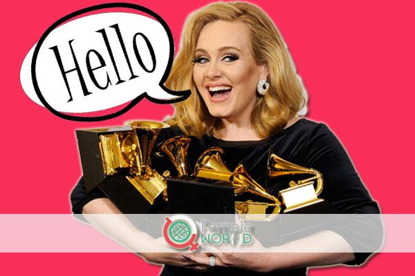 Grammy Awards 2017 Adele