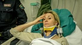 Rita Sverdigliozzi, poliziotta incinta fa arrestare aggressore armato di trapano