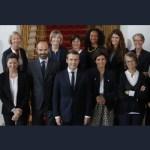 Macron e la parità di genere, 9 ministri su 18 sono donne