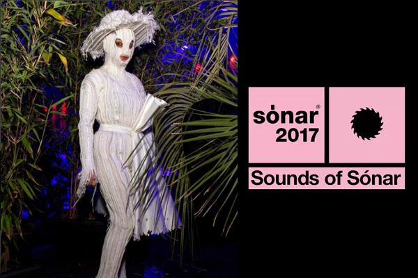 Sonar 2017, il djset di Björk apre il festival di Barcellona