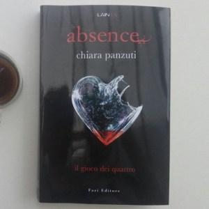 Absence di Chiara Panzuti