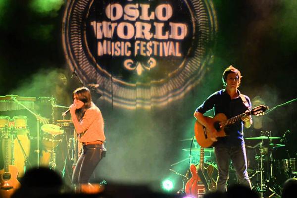 viaggi in autunno Oslo world music festival