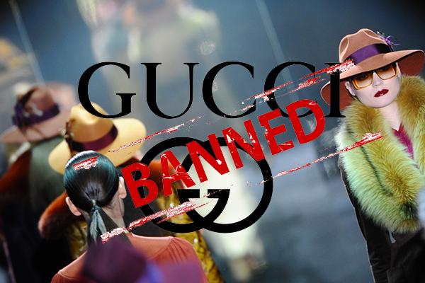Gucci dice addio alle pellicce animali