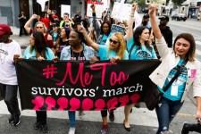#MeToo: Hollywood marcia contro la violenza sulle donne