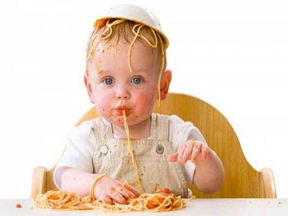 L'alimentazione corretta dopo lo svezzamento: dalle pappe agli spaghetti